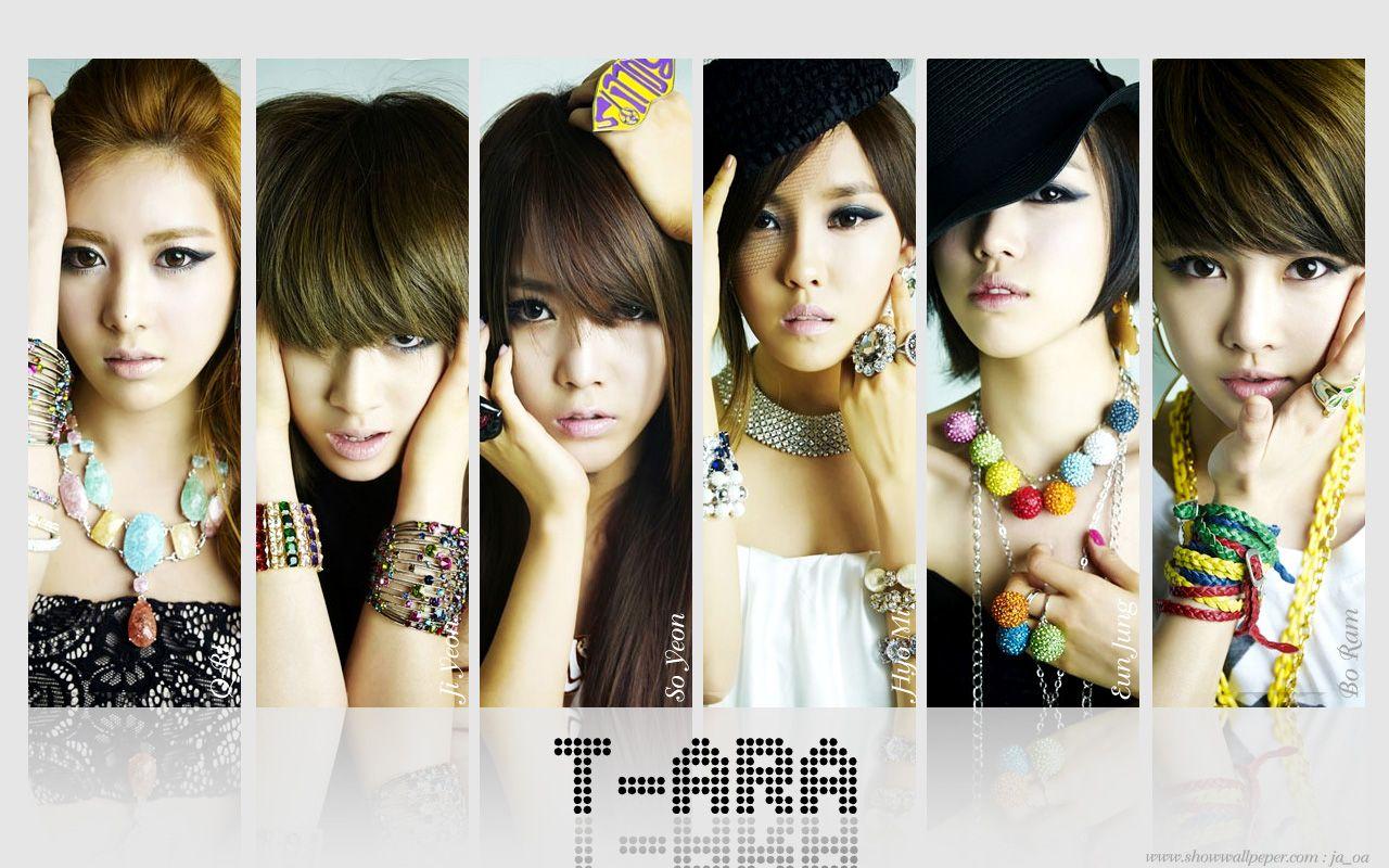 T Ara Wallpaper Kpop In Hd