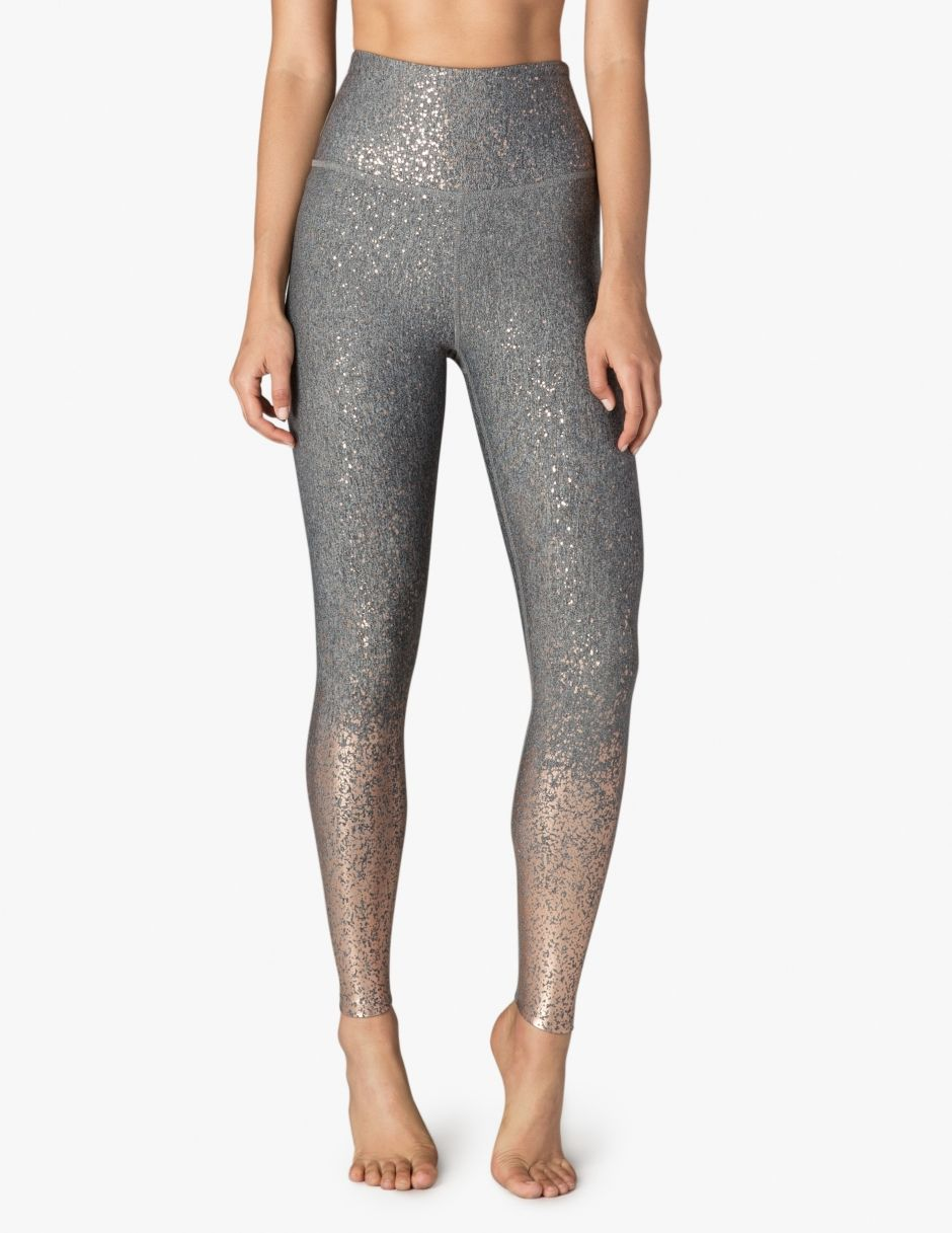 1b0b1ece492a0 Alloy Ombre High Waisted Midi Legging in 2019 | Stuff to buy | Gold ...