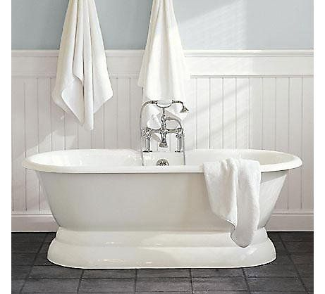 my dream tub...only needs some candles and a cup holder for my wine.