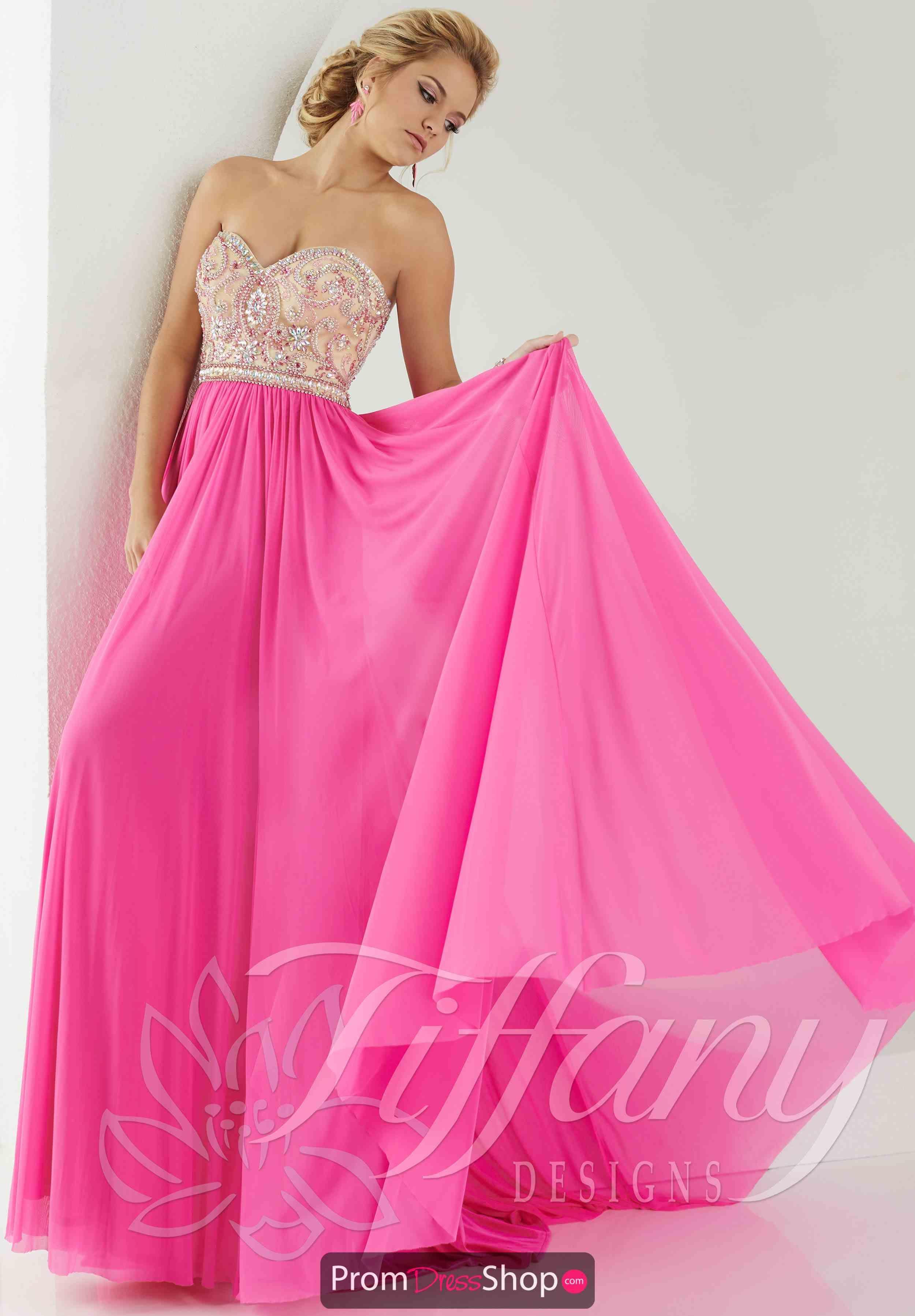Lujo Tiffanys Vestidos Prom Southampton Motivo - Ideas de Estilos de ...