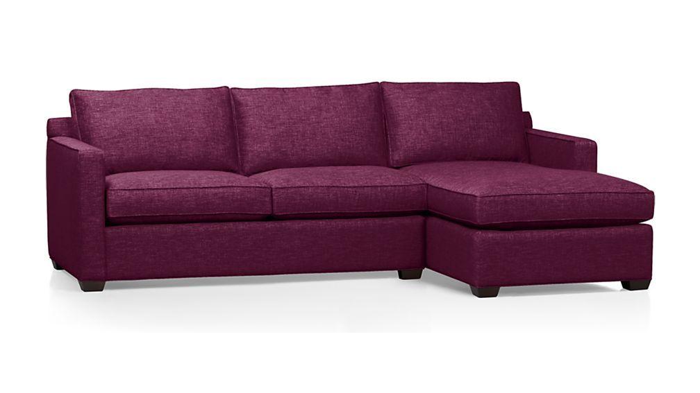 davis 2 piece sectional sofa essential decor sofa sectional rh pinterest co uk