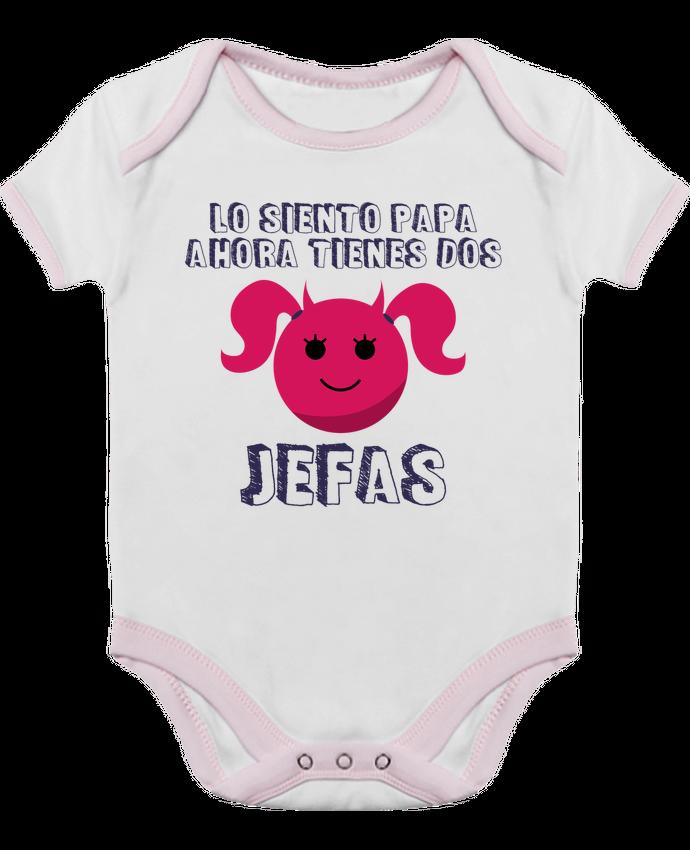 e5948920b Body Bebé Contraste Nina jefa nacimento - tunetoo #bebe #ropa #moderna #niño