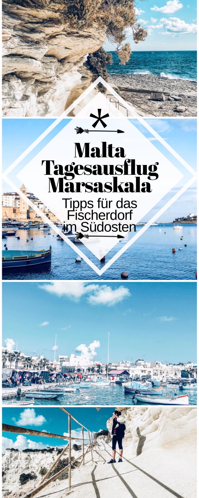 Malta Geheimtipp Marsaskala fernab vom Tourismus ⋆ a nomad ...