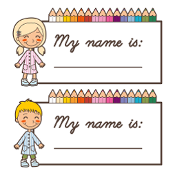 free name tag templates for kids - free printable name tags for children 39 s church kids