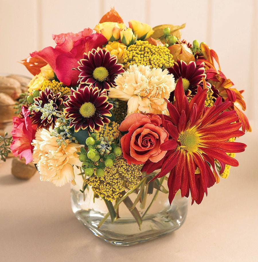 Twinbrook Floral Design (With images) Fall flower
