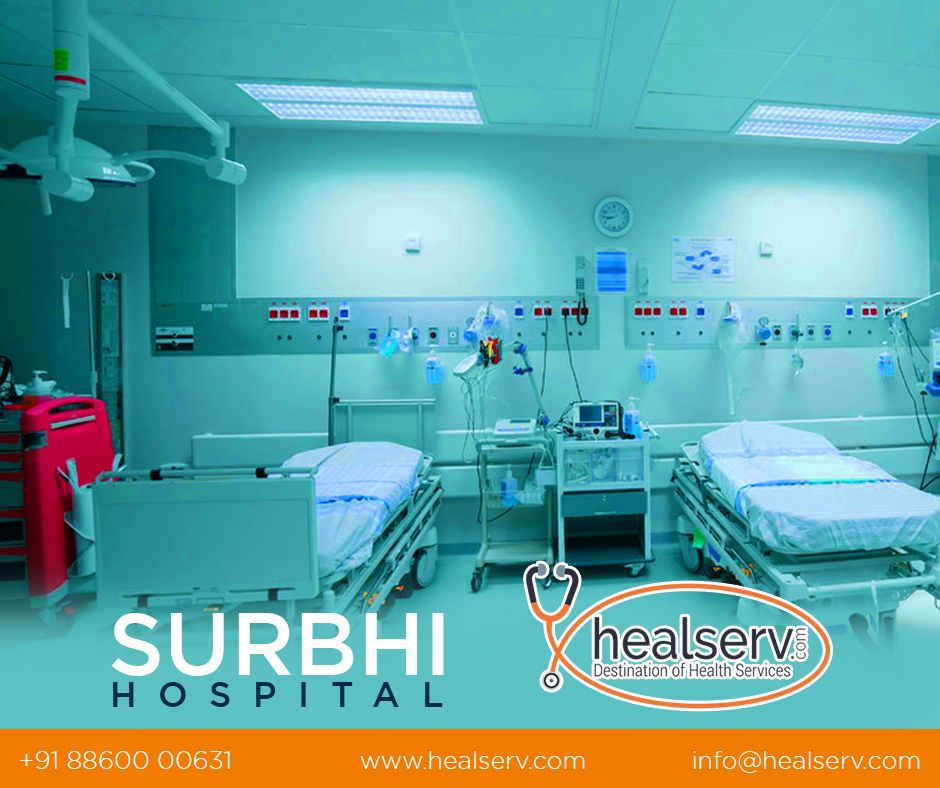 Surbhi Hospital Is The Hospital In Noida Sector 35