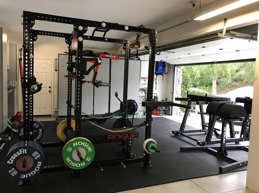 The Ultimate guid to building a home gym