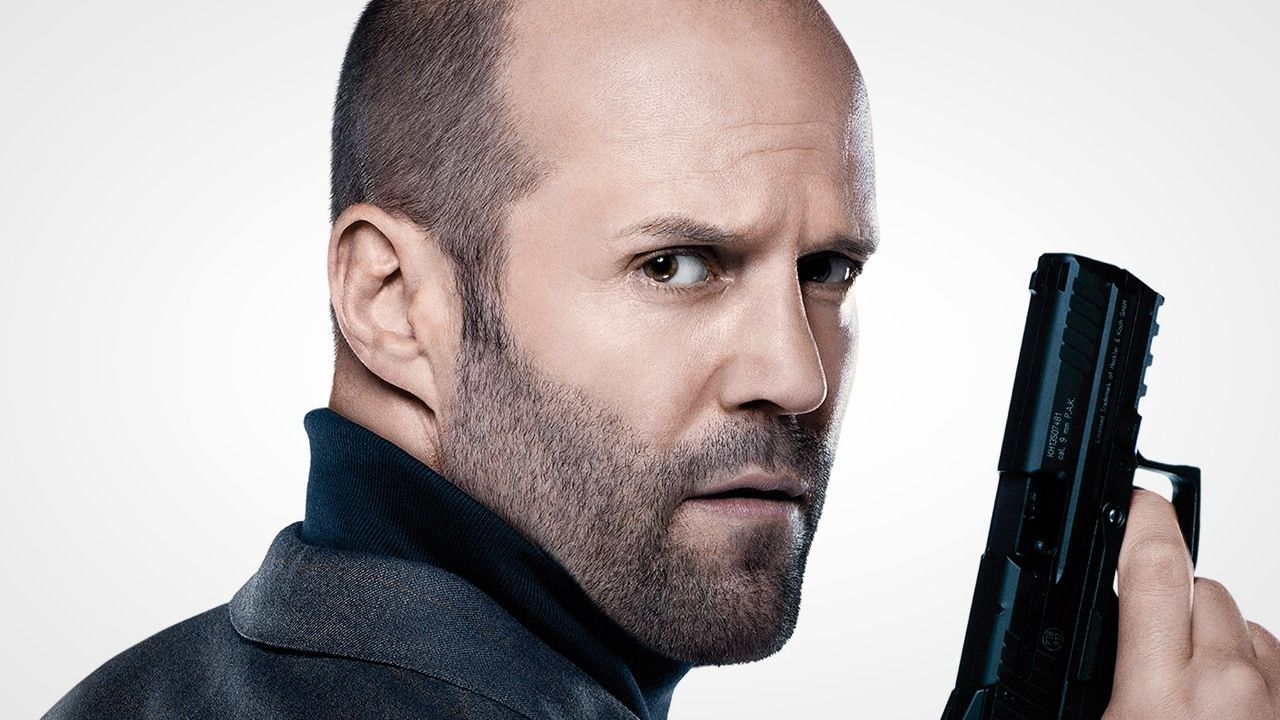 Awesome Number 3 Jason Statham Born July 26 1967 Age 48 Shirebrook Hairstyles For Men Maxibearus