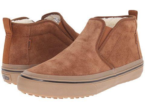 Vans Mid Slip HF MTE | Vans, Sock shoes