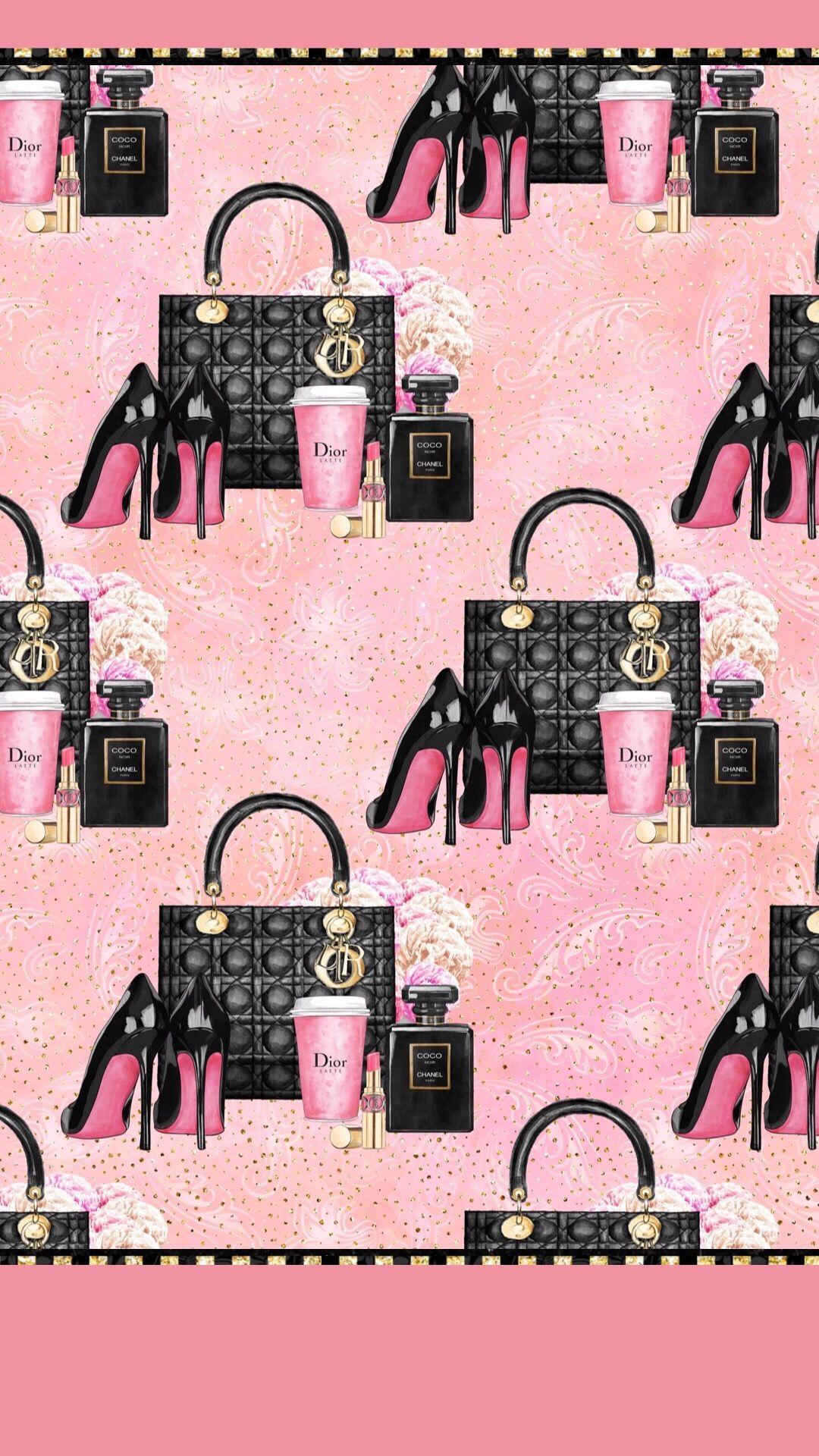 ゆめかわいい Chanel の画像 投稿者 お な さん シャネル 壁紙