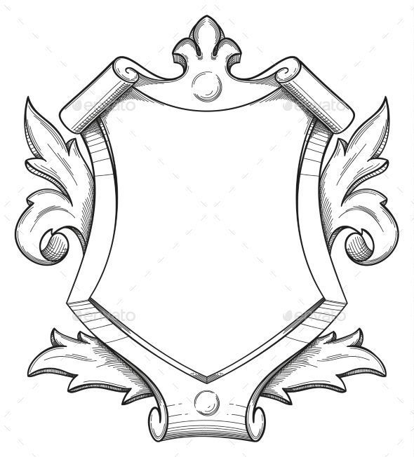 File Wappen Vorlage Baden Wurttemberg Svg Wikimedia Commons
