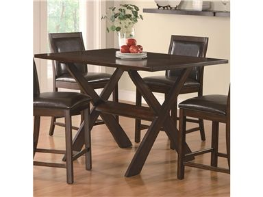 Shop For Coaster Dining Table 102508 And Other Dining Room