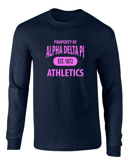 ADPi Graphic Tee - Gildan $24.00  Many other colors and graphics available!