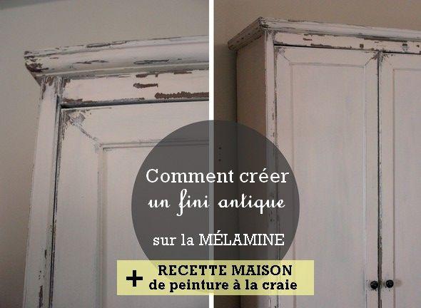Mode du0027emploi pour restaurer un meuble en mélamine PEINTURE