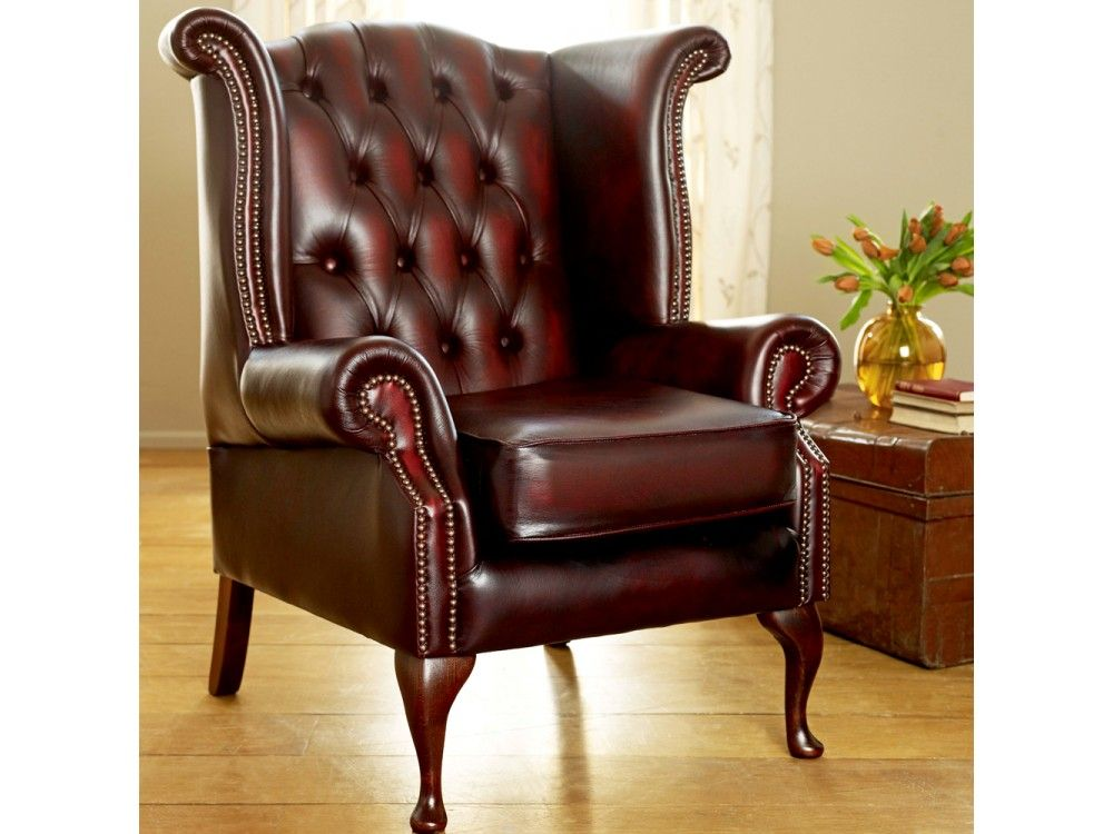 Best Leather Wingback Chairs South Africa Adoption 400 x 300