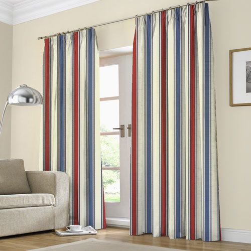 nautical curtains bring in fresh ocean breeze factor to your room