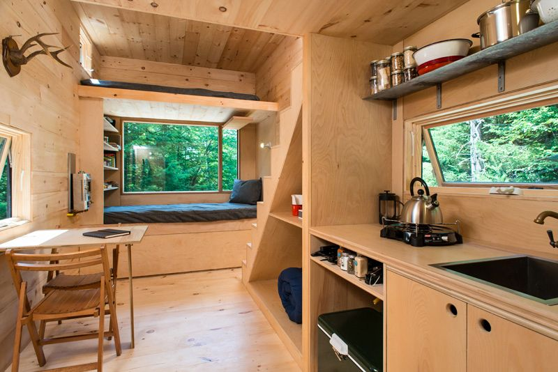 New Harvard Start Up Lets You Have A Tiny House Experience With No Strings  Attached