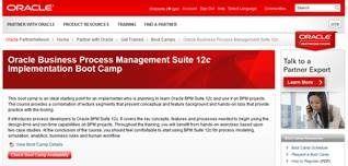 BPM Suite 12c Implementation Boot Camp material | BPM