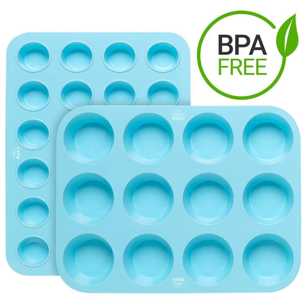 Clean Silicone Bakeware Sets Silicone Bakeware Bakeware Muffin