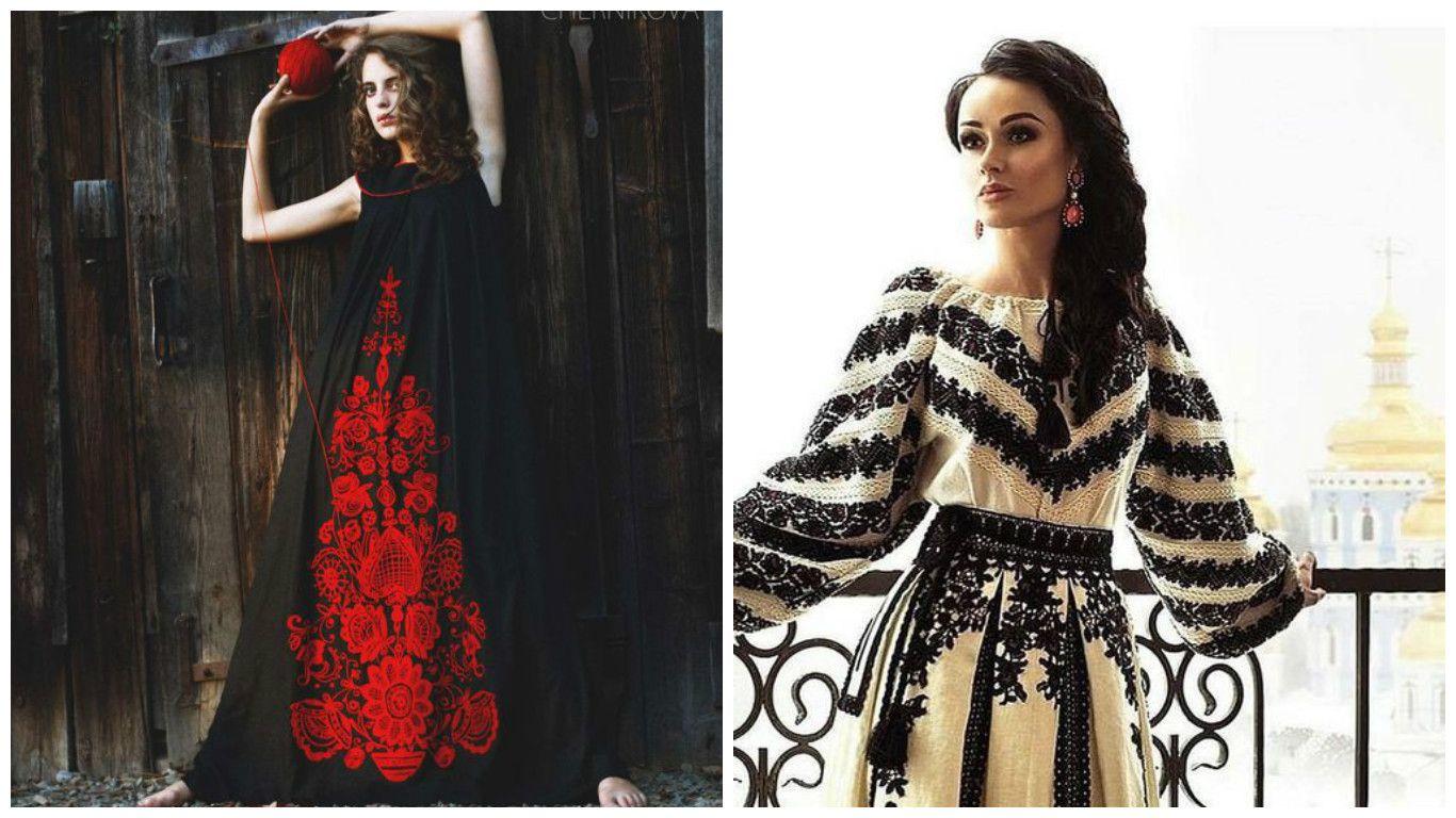 Читайте також Ідеальна вишита сукня! Неймовірні вишиванки від Юлії Магдич  Розкішна вишивка перлинами та бісером 7529a7615f4db