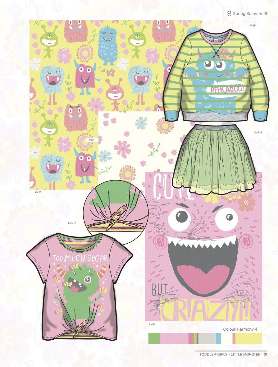 Style Right Babywear Trendbook S/S 2019 incl. DVD | mode ...