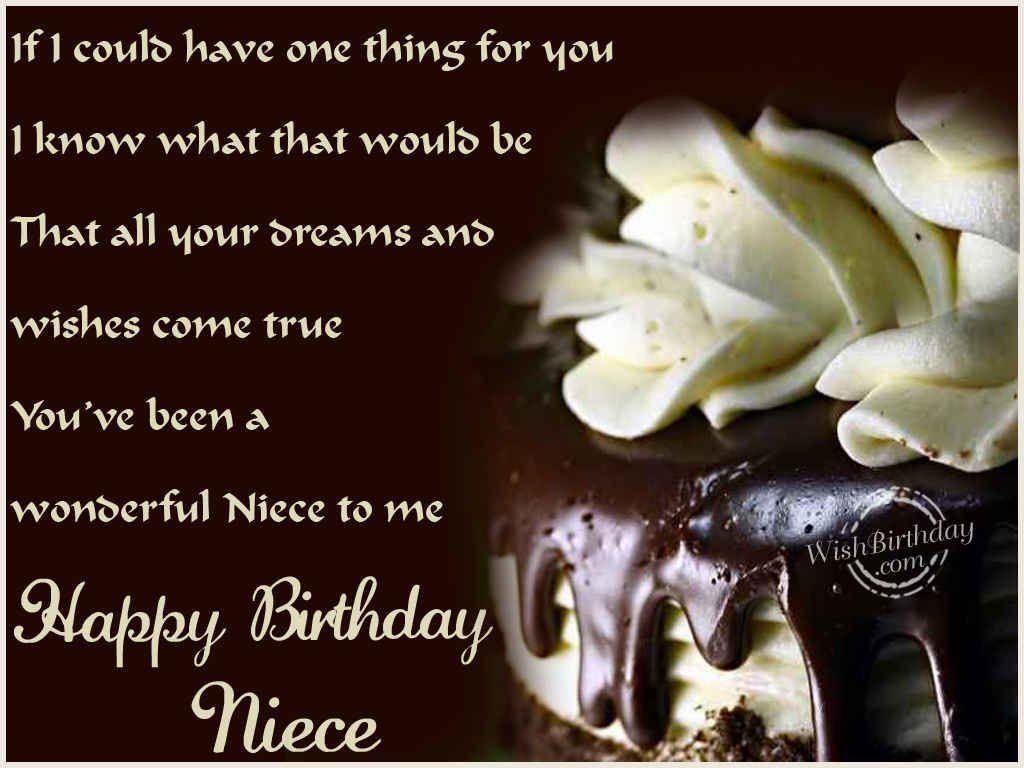 Happy Birthday Niece for me Pinterest – Happy Birthday Greetings for Niece