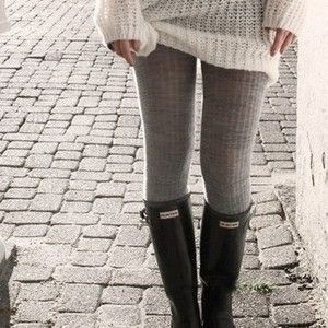 Cable Knit Leggingsfashion By Miss Dread Hynes Leggings Outfits