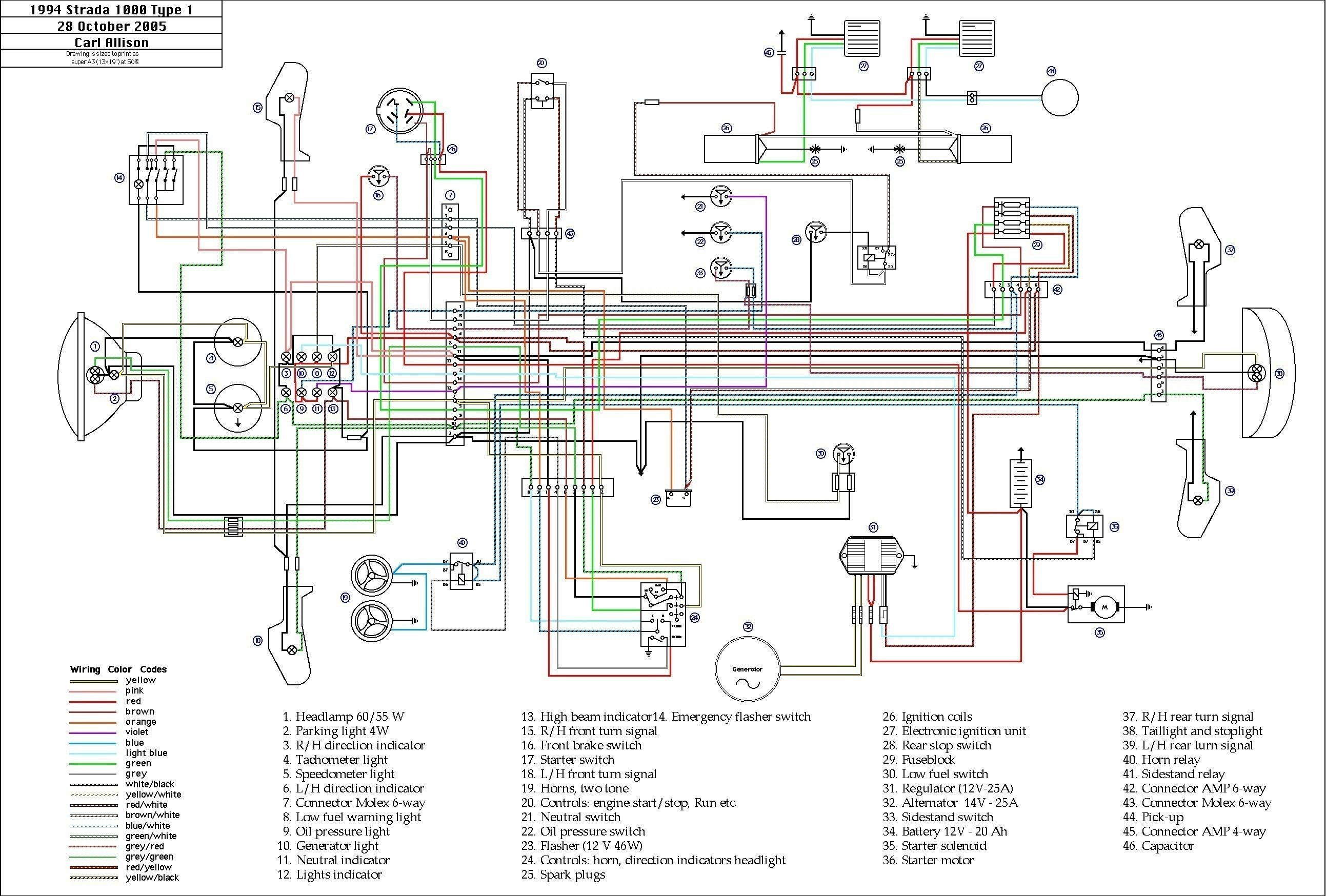 Alternator Warning Light Wiring   schematic and wiring diagram ...