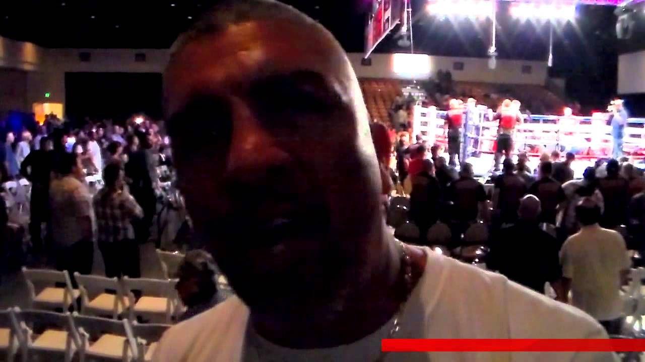 Joel Diaz breaks down Pacquiao vs Algieri