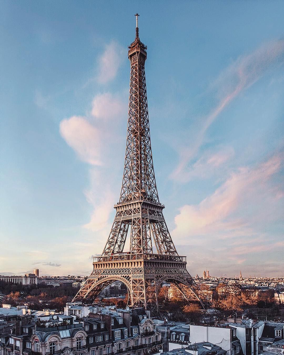 The Eiffel Tower Beautifully We Should Actually Say