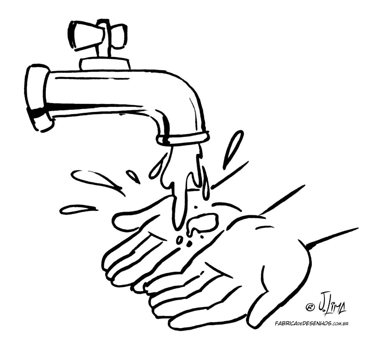 Desenhos Para Colorir Sobre A Agua Sobre A Agua Dente Para