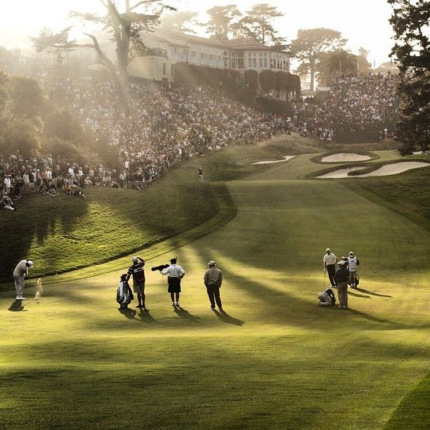 The famous Olympic Club in California. #rategolf