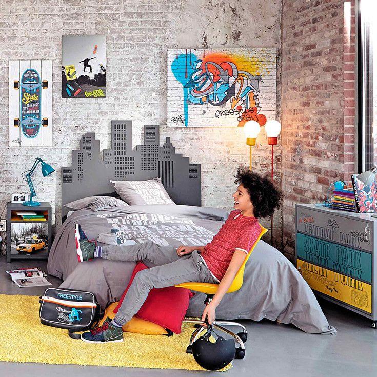 Colección Junior 2015 - Maisons du Monde | Kids Bedroom Decor ...