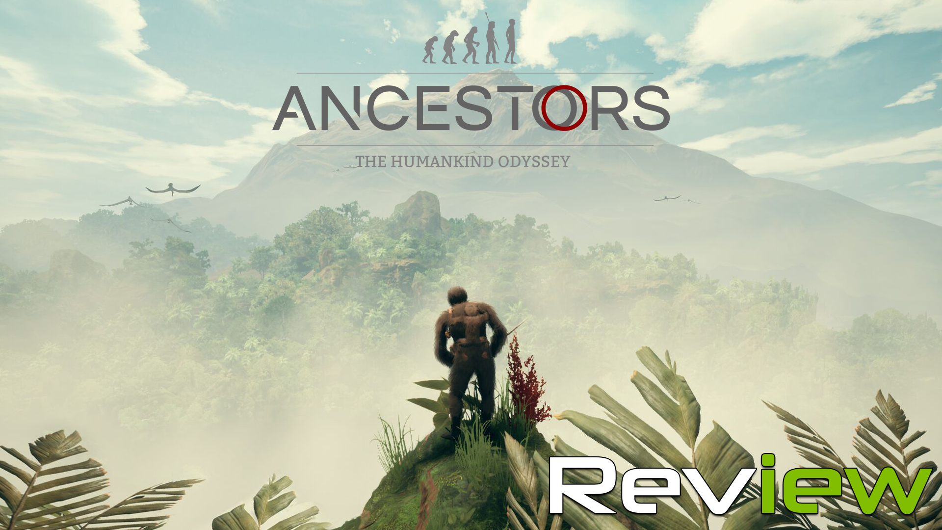 Ancestors The Humankind Odyssey Review Ancestor