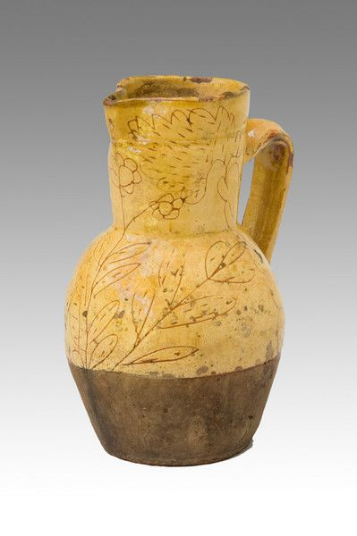 Piastrelle Devon E Devon.Slipware Pitcher From North Devon Ceramic 3 D Pitchers Teapots