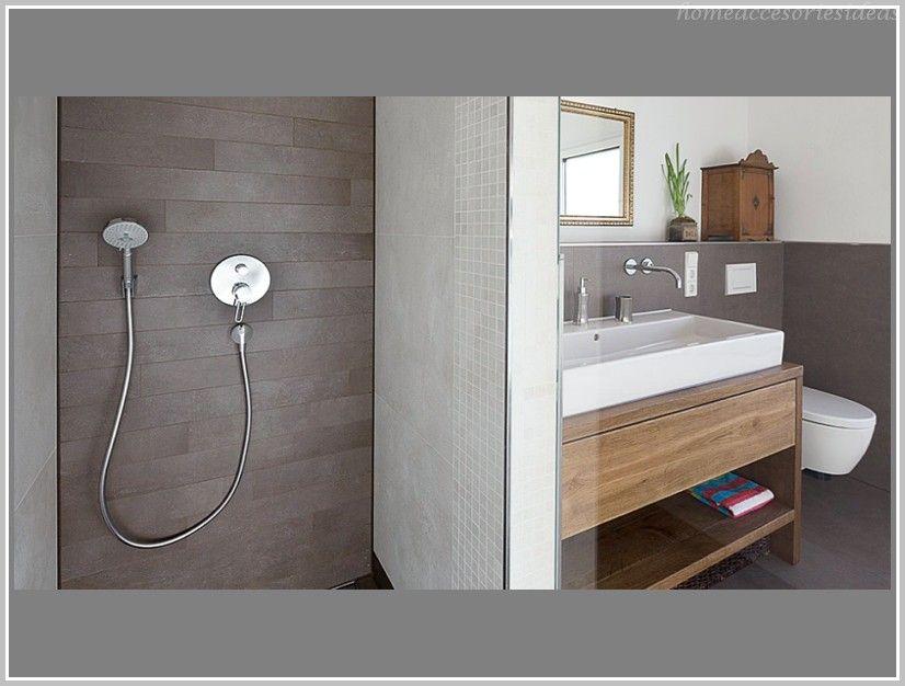 Badezimmer Fliesen Braun Und Beige Erstaunliche Mystyle - badezimmermöbel villeroy und boch