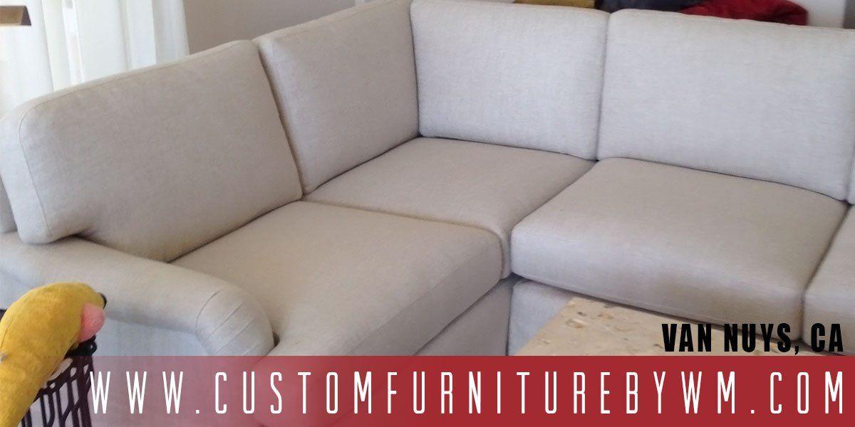 Beau Sofa Reupholstery Van Nuys, CA. Custom Sofa Reupholstery Services In Van  Nuys, CA
