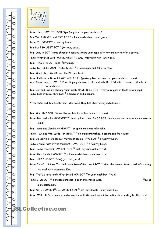 Have Has Got Writing Skills English Teaching Materials Teaching Jobs [ 1440 x 1018 Pixel ]
