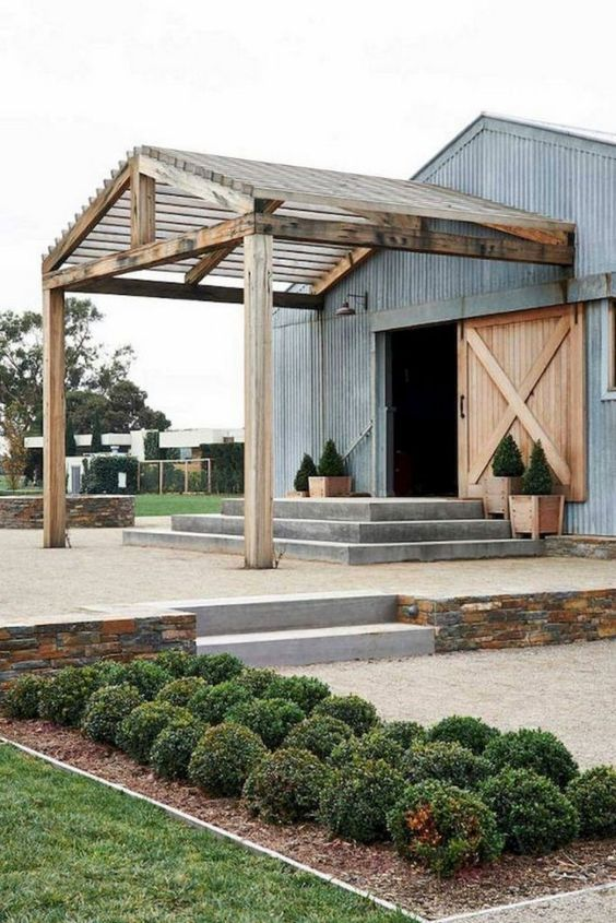 21 Stunning Modern Exterior Design Ideas: 55+ Stunning Modern Farmhouse Exterior Design Ideas
