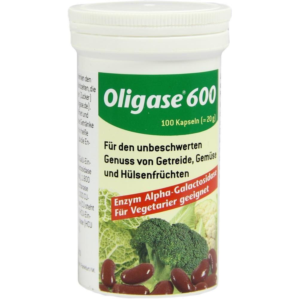 OLIGASE 600 Kapseln:   Packungsinhalt: 100 St Kapseln PZN: 05368443 Hersteller: Pro Natura Gesellschaft für gesunde Ernährung mbH Preis:…