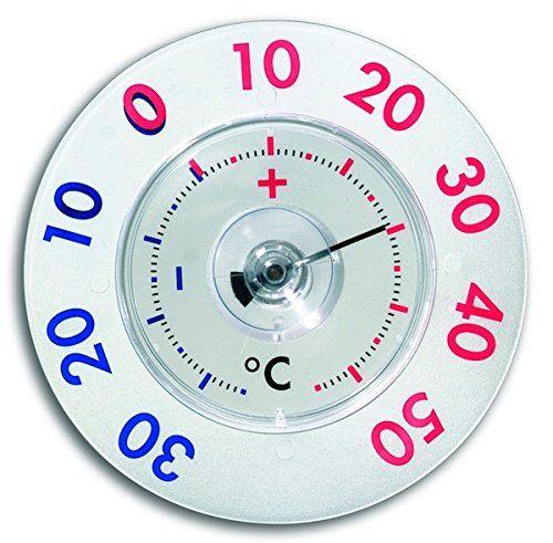 TFA TERMOMETRO TWATCHER XI Termometro da finestra in