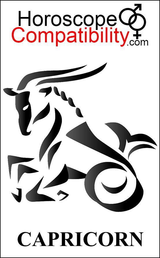 Capricorn Zodiac Sign Symbol Astrological Compatibility Matters