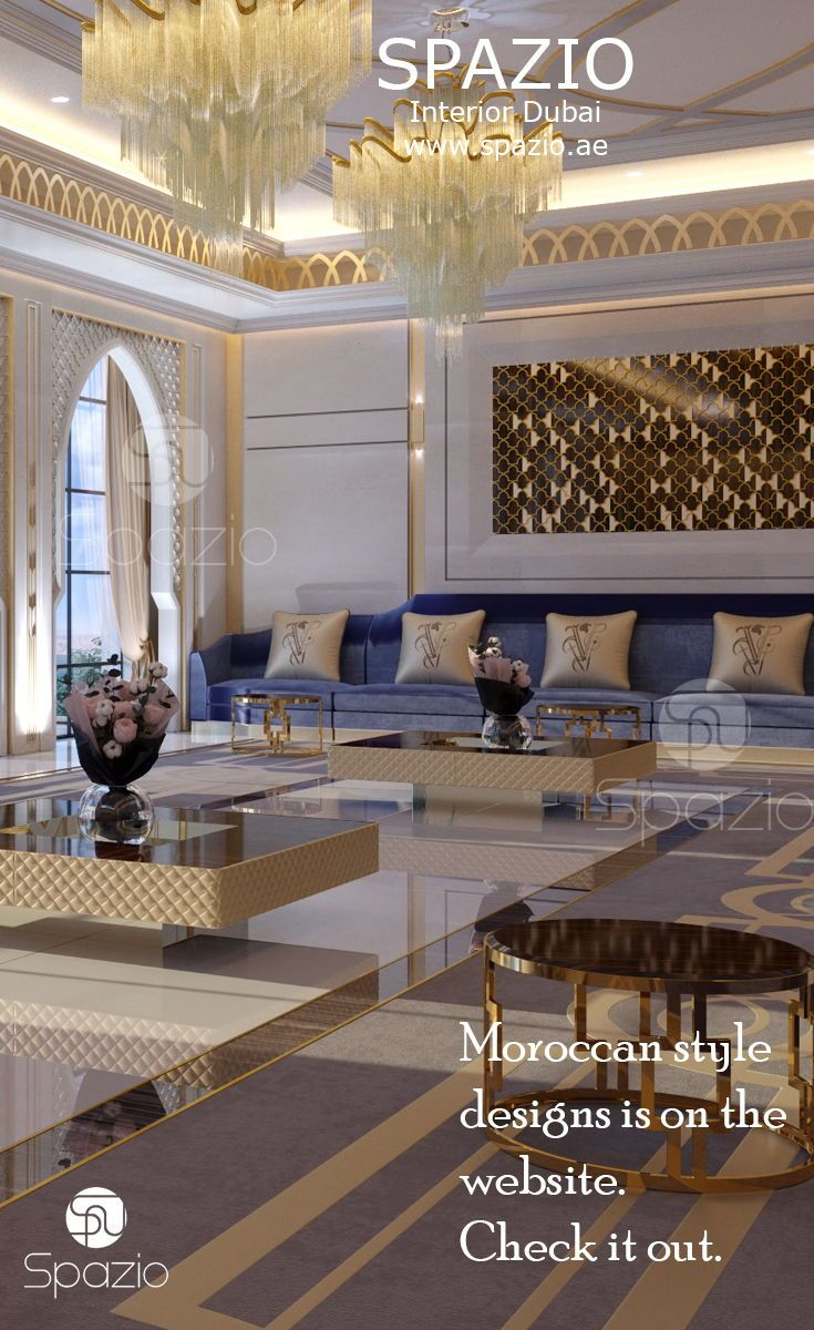 Modern Moroccan Majlis Interior Design In Luxury Style Order For Your From Spazio Decoration Llc Check Out Our Pr