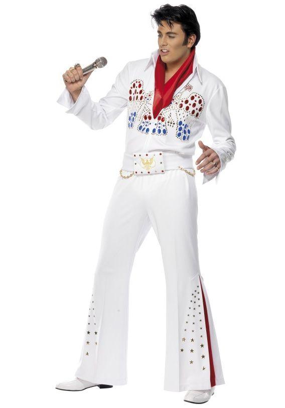 Elvis Presley Concert Jumpsuit Costume   Elvis...the first King of ... 227dc110c5e5