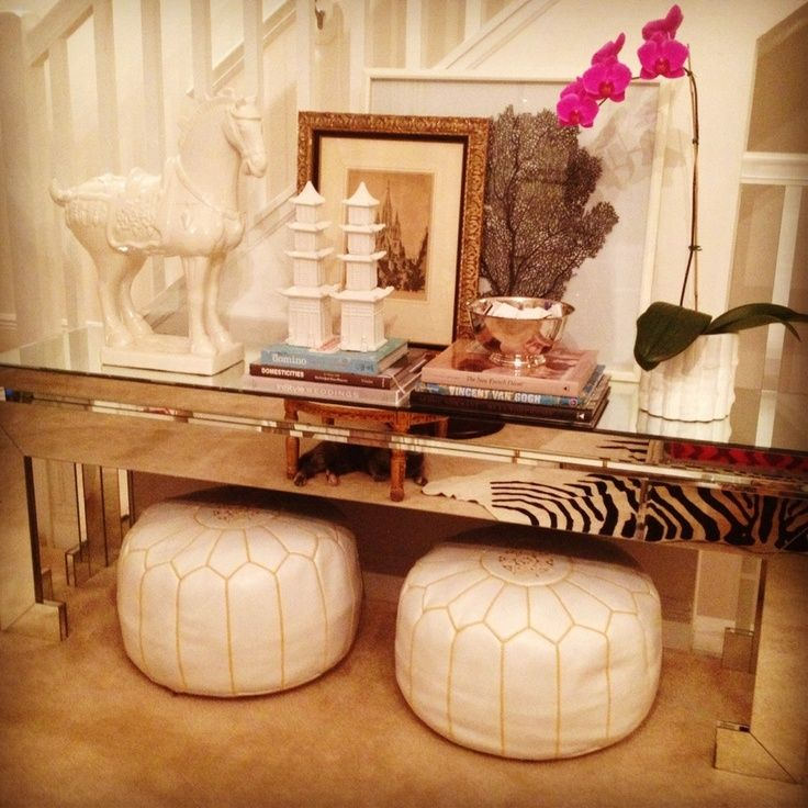 Luxe Report The Moroccan Pouf Luxe Report