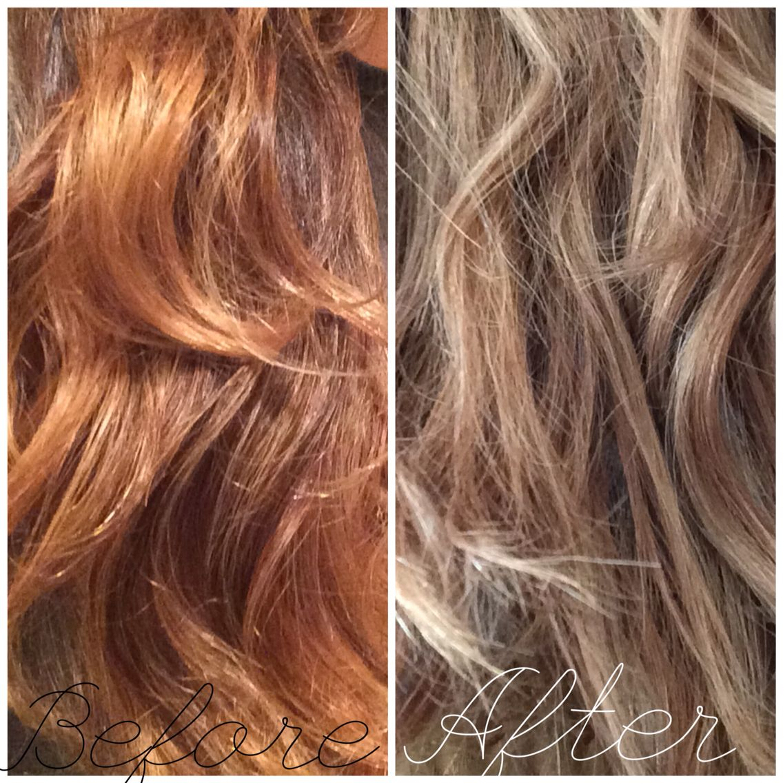 I Diy Toned My Hair With Wella T18 20 Volume Developer To Freshen Up Ombré