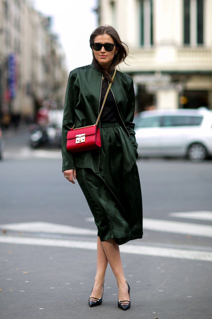 Pin for Later: See the Best Street Style From All of Paris Fashion Week Day 2