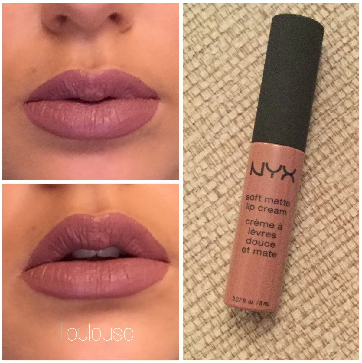 Nyx Soft Matte Lip Cream Toulouse Make Up In 2019 Nyx Soft