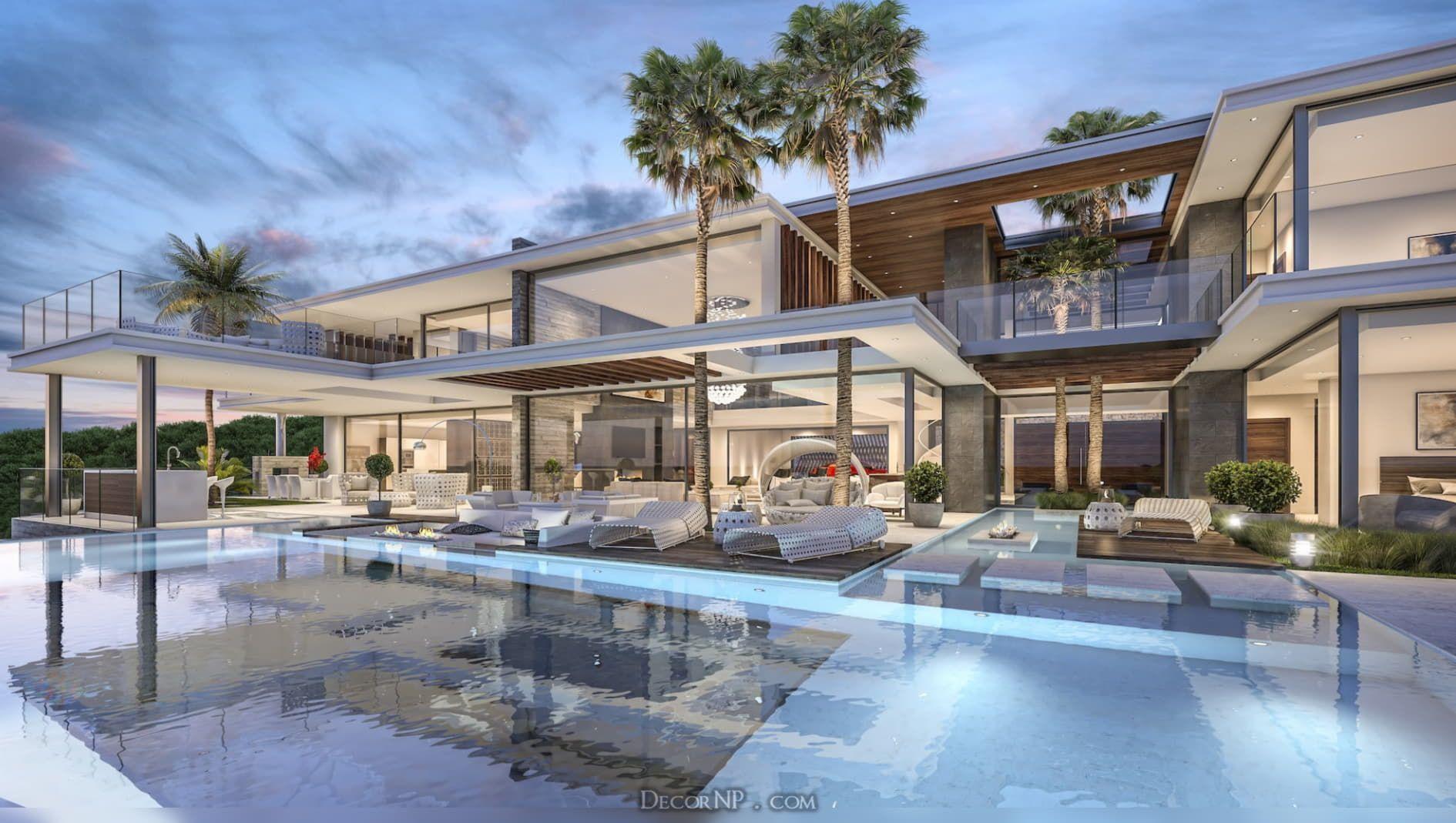 Account Suspended Luxury Beach House Mansions Luxury Villa