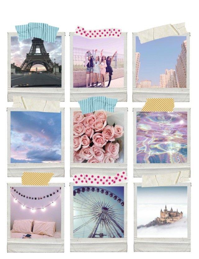 Polaroid Washi Tape Is Life By Dauntlessposeidongryffindor12 On